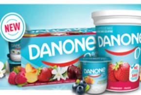 pot de Yaourt Danone 0% 650g