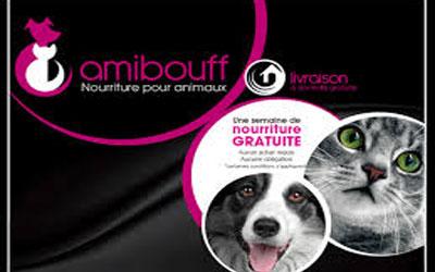 Echantillon gratuit de nourriture Amibouff