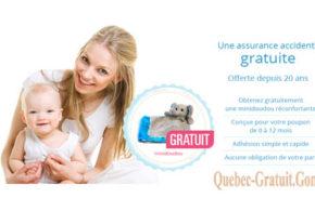Minidoudou Gratuit pour votre bébé