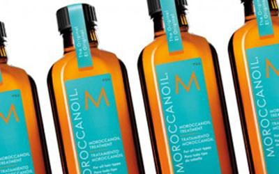 Echantillons gratuits du traitement pour cheveux Moroccanoil
