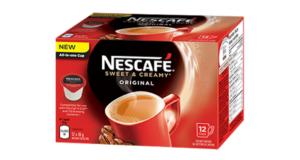 Coupon rabais Nescafé de 3$