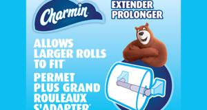 Extension de rouleau Charmin Gratuit