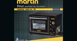 Un four au butane Martin MCO50