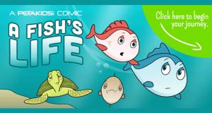 Stickers Gratuits A Fish's Life