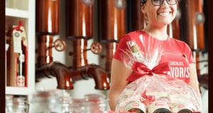 Panier cadeau de Chocolats Favoris