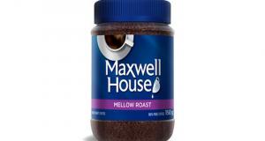 Café instantané Maxwell House à 2.44$