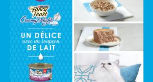 Échantillons gratuits de nourriture pour chats Fancy Feast