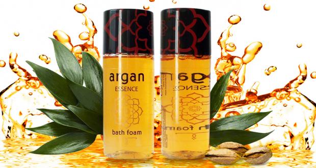 Échantillons gratuits Argan Essence Bath foam