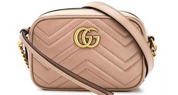 Un sac Gucci Marmont d'une valeur de 900 $