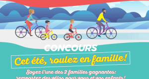 Des vélos pour vous et vos enfants (Valeur de 2500 $)