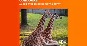 3 ensembles de 4 billets pour le Zoo de Granby (160$ chacun)