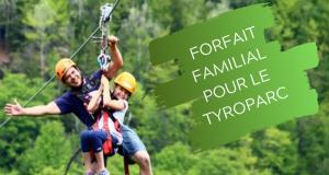 Une journée en famille au Tyroparc de Ste-Agathe-des-Monts