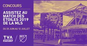 Voyage pour deux à Orlando pour un match des étoiles de la MLS