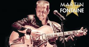 Souper spectacle pour Martin Fontaine live au Memphis Cabaret
