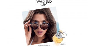Échantillons gratuits du nouveau parfum Azzaro Wanted Girl
