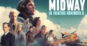Laissez-passer double du film Midway