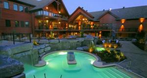 Gagnez Un séjour pour 2 au KiNipi spa nordique & hébergement