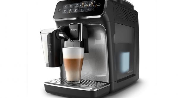 Machine à café Philips 3200 LatteGo (Valeur de 1150$)