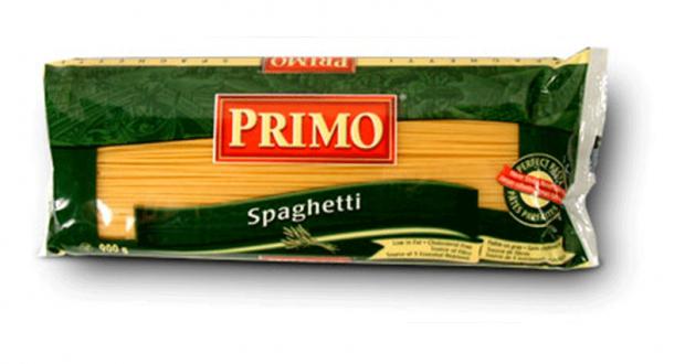 Pâtes alimentaires PRIMO 900g à 1$
