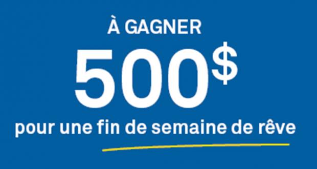 Gagnez 1 des 4 cartes-cadeaux de 500$ d'Ôrigine artisans hôteliers