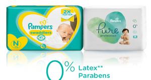 Kit de maternité Pampers gratuit