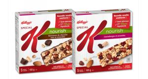 Coupon de 1$ sur une boîte de Barres Kellogg's Special K Nourish