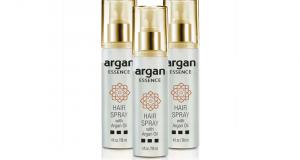 Échantillons gratuits du Spray capillaire à l'huile d'argan