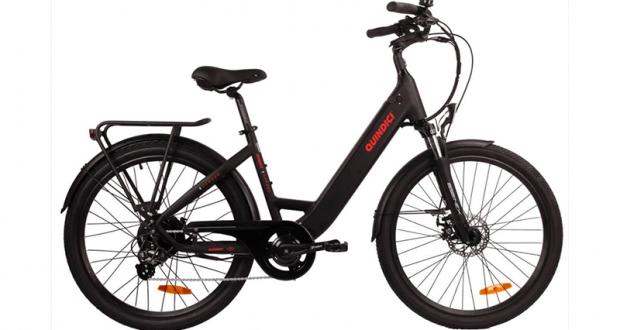 Un vélo électrique Quindici E-Comodo (Valeur de 2299$)
