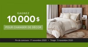 Gagnez une carte-cadeau Linen Chest de 10 000 $