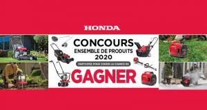 Gagnez Un ensemble de produits mécaniques Honda (Valeur de 4 273 $)