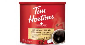Rabais de 3.02$ sur Café à mouture fine Tim Hortons