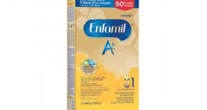 Rabais de 5$ sur Poudre de préparation pour nourrissons Enfamil