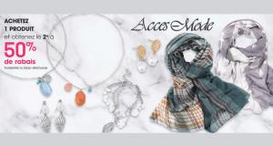 50% de rabais ACCES-MODE Accessoires ou bijoux
