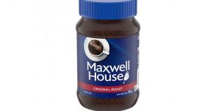 Café instantané Maxwell House à 2.88$ au lieu de 4.97$