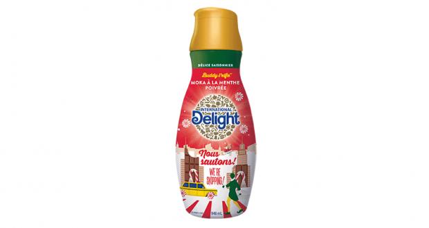 Colorant à café International Delight 946mL à 1.88$