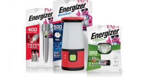 Coupon de 2$ sur tout produit d'éclairage Energizer