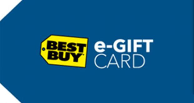 Gagnez Une carte cadeau Best Buy de 500$