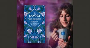 Échantillons gratuits de thé Pukka