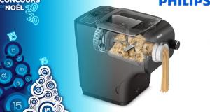 Gagnez Une machine à pâtes intelligente de Philips