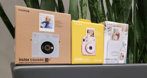 Gagnez 3 appareils photo instantanés Instax de Fujifilm