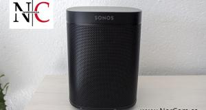 Gagnez Un Speaker Sonos Noir 2iem Génération