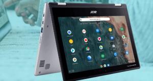 Gagnez un ordinateur portable Acer Chromebook Spin 311