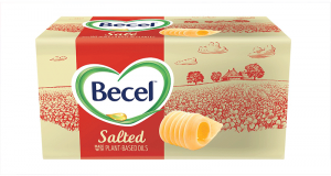 Échantillons gratuits de Tartinade salée à base de plantes Becel