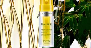 Échantillons gratuits du soin Clarins Plant Gold L'Or Des Plantes
