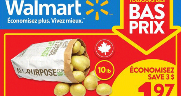 Circulaire Walmart du 25 février au 3 mars 2021