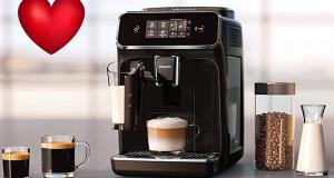 Gagnez Une machine espresso automatique Philips 2200 LatteGo
