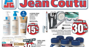 Circulaire Jean Coutu du 18 mars au 24 mars 2021