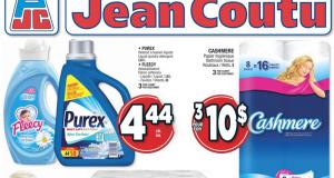 Circulaire Jean Coutu du 25 mars au 31 mars 2021
