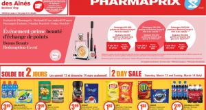 Circulaire Pharmaprix du 13 mars au 18 mars 2021