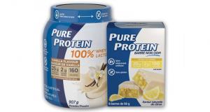 Coupon de 1$ à l'achat d'un produit Pure Protein